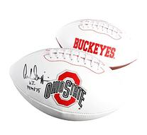Archie Griffin Ohio State Buckeyes Autographed White Panel