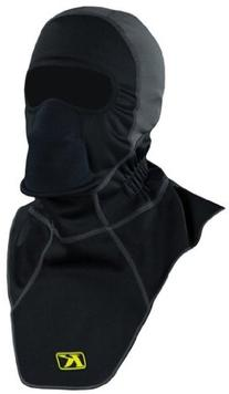 Klim Men's Arctic Fleece-Lined Neoprene Balaclava, Black,