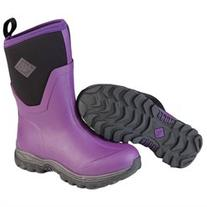 Muck Boots Womens Arctic Sport II Mid Winter WP Purple AS2M-