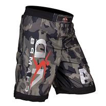 ARD Camo Pro MMA Fight Shorts Camouflage UFC Cage Fight