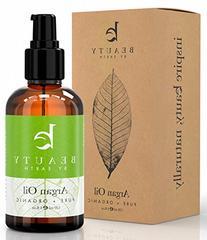 Beauty by Earth USDA Organic Argan Oil, 4oz