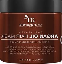 ArtNaturals Argan Oil Hair Mask - Deep Conditioner, 100%