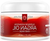 InstaNatural Argan Oil Hair Mask - Best Conditioner