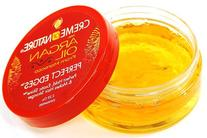 Creme of Nature Argan Oil Perfect Edges Control 2.25 oz. Jar