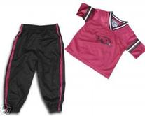 Arkansas Razorbacks NCAA  Toddler Jersey & Pants Set