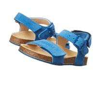 Armani Junior - Birkenstock Sandal in Royal Blue   Boys