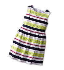 Armani Junior - Giorgio Dress w/ Bloomer   Girl's Dress