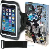 SafeWays Sports Armband - Full Touchscreen Functionality -