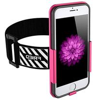 FRiEQ Armband for Apple iPhone 6  - Lightweight and Fully