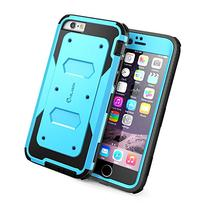 i-Blason Armorbox Blue Dual Layer Full Body Protection Case