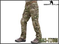 Men Army Military Equipment Airsoft Paintball BDU Pants