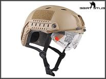 Military Paintball Airsoft Tactical Helmet Combat Fast