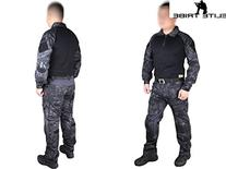 Men Army Military Equipment Airsoft Paintball Shooting War-