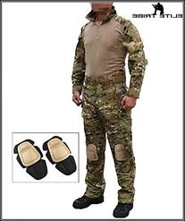 Men Army Military Equipment Airsoft Paintball Tactical