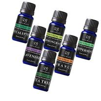Radha Beauty Aromatherapy Top 6 Essential Oils 100% Pure &