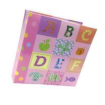 Arpan 10 x 15 cm Baby Photo Album 200 Hold Slip In case Memo