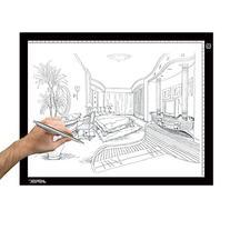 A3 Light Box, AGPtek 14.6X18.5 Inch LED Artcraft Tracing