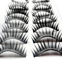 350buy Make Up Artificial Natural Soft Handmade Thick Long