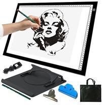 Missyee® LED Artist Stencil Board Tattoo Drawing Tracing