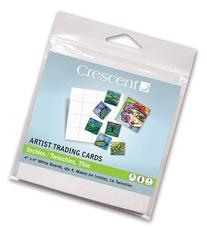 Crescent Artist Trading Cards Inchies / Twinchies 64-Pack