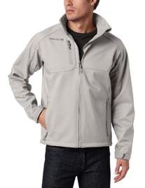 Columbia Men's Ascender II Softshell Jacket, Black, Medium