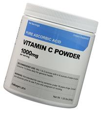 Nutricost Pure Ascorbic Acid Powder  1LB