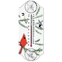 Aspects ASPECTS115 Cardinal Chickadee Thermometer