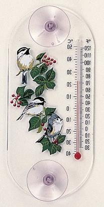 Aspects ASPECTS204 Titmouse/Chickadees Thermometer