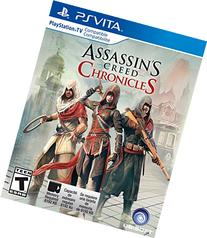 Assassin's Creed Chronicles Trilogy Pack - Ps Vita