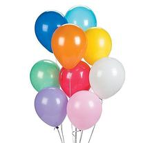 PartyWoo Assorted Jewel Toned Color Balloons