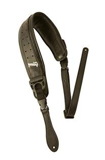 Gibson Gear ASSW-BLK Electric Guitar Strap