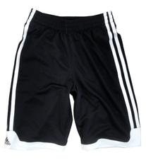 Adidas Big Boy's Performance Mesh Basketball Shorts Large