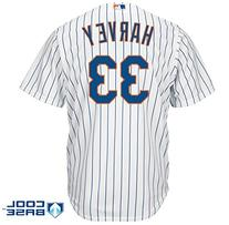 Majestic Athletic New York Mets Matt Harvey 2015 Cool Base