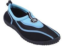 Brand New Women's Blue & Black Athletic Water Shoes Aqua
