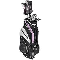 Orlimar Sport ATS Black Matte Complete Golf Set, Right Hand