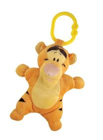 Attachable Light Up Musical Toy, Tigger
