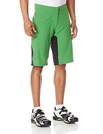 Fox Men's Attack 1/4 Shorts, Green, 36