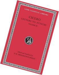 Cicero: Vol. XXII, Letters to Atticus 1-89