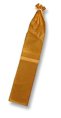 atural Collagen Middle Sausage Casings - 2x 18 inches long
