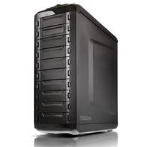 Zalman ATX Mid Tower Case - Black MS800
