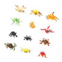 Fun Central AU193 Assorted Insects and Bugs, 144 count