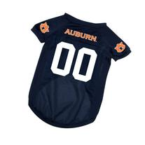 NCAA Auburn Tigers Pet Jersey,  Medium