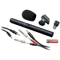 AUDIO TECHNICA ATR-6250 Stereo Condenser Vocal/Recording