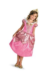 Aurora Lame Deluxe 3T-4T Costume