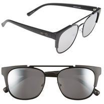 Women's Quay Australia High & Dry 53Mm Mirrored Sunglasses