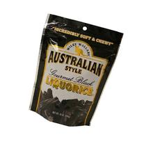 Wiley Wallaby Australian Style Gourmet Black Liquorice 10-