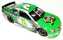 AUTOGRAPHED 2013 Kasey Kahne #5 QUAKER STATE RACING  Lionel