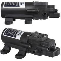 Automatic Diaphragm Water Preassure Pump 12v 1.0 Gpm - Boat