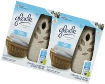 Glade Automatic Spray Starter Kit - Clean Linen - 6.2 oz - 2