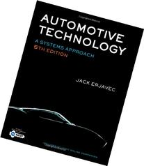 Automotive Technology: A Systems Approach, 5th Edition